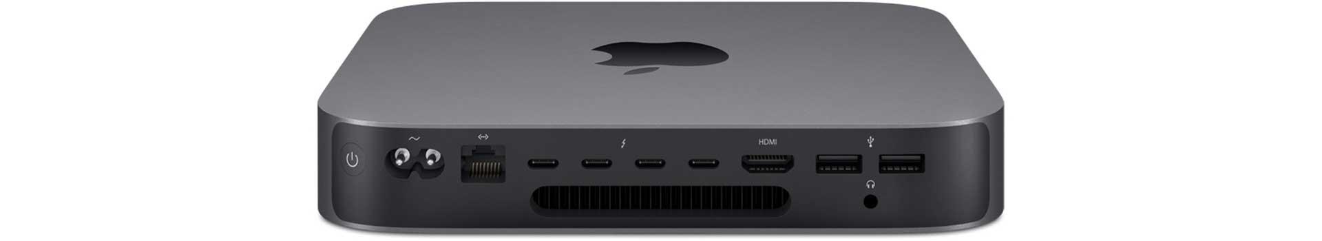 Reparar Mac Mini. Servicio Técnico Apple Barcelona