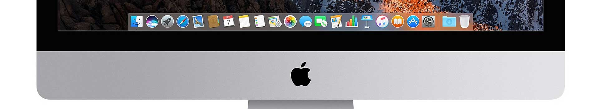 Reparación de iMac. Servicio Técnico Apple.